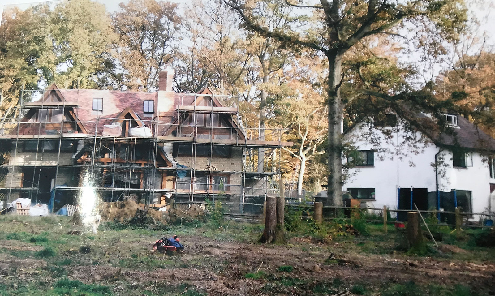 New Build, Furzefield Copse