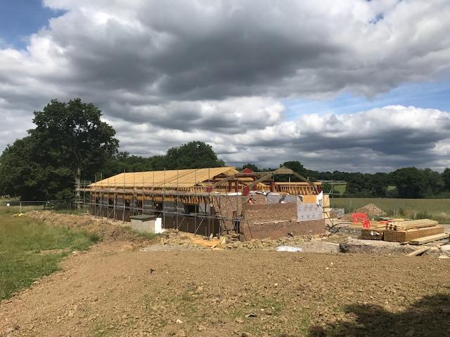 Barn Conversion, Partridge Lane