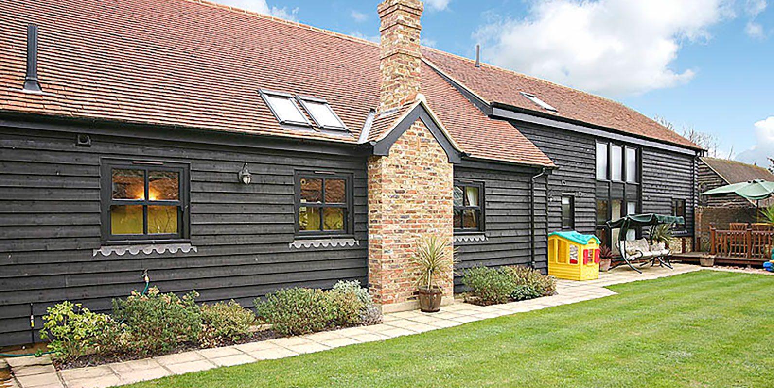 Barn Conversion, Manor Barn